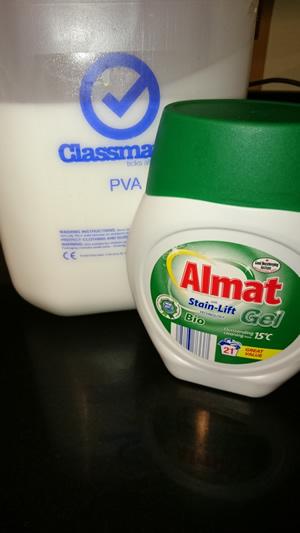 Borax Free slime Ingredients uk