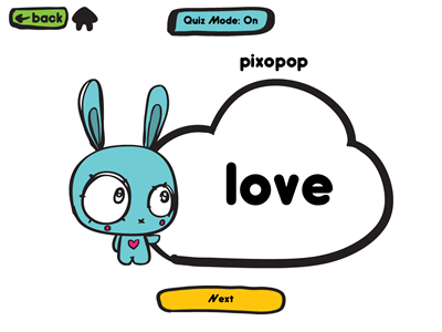 pixopop sight words
