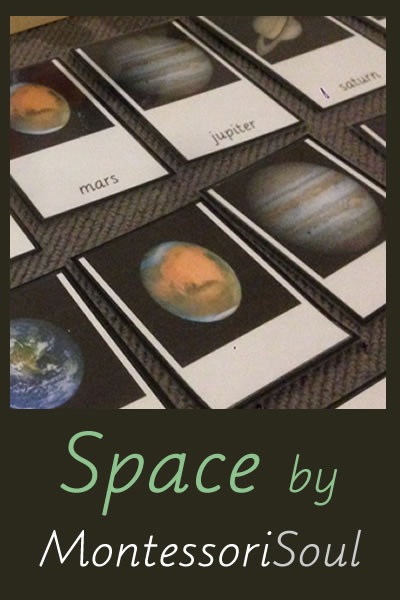 MontessorisSoul learning about space