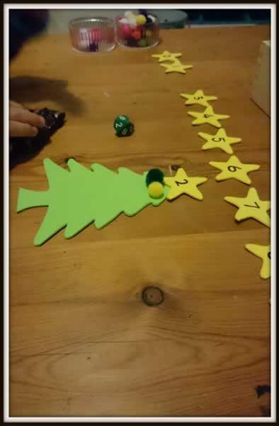Christmas Tree Numbers 4