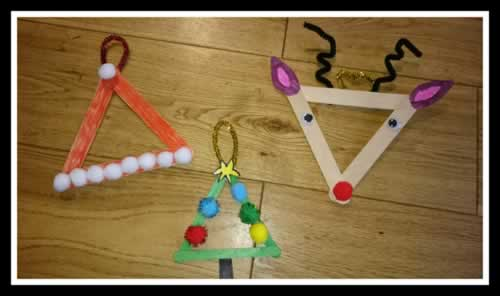 Lolly pop decorations