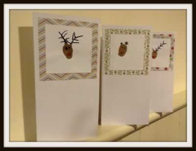 Reindeer cards 10