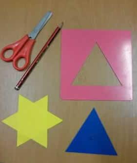 Paper wish star