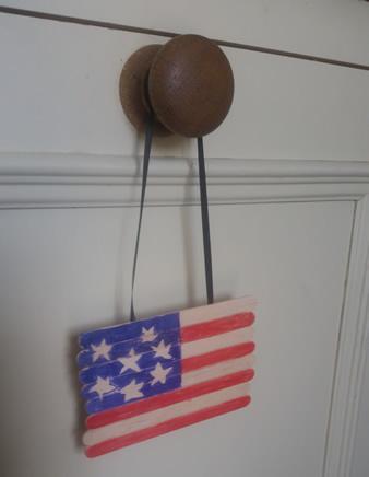 Popsicle US Flag