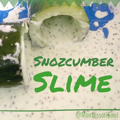 Snozcumber Slime