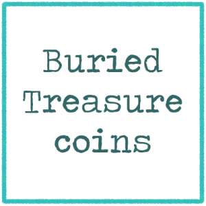 Buried Treasure Coins