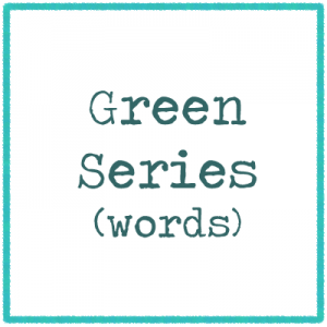 Green Series with Words