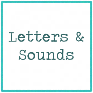 Letters and Sounds Phonics