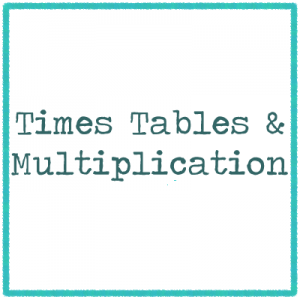 Multiplication and times tables