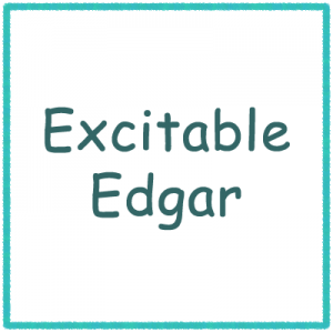 Excitable Edgar