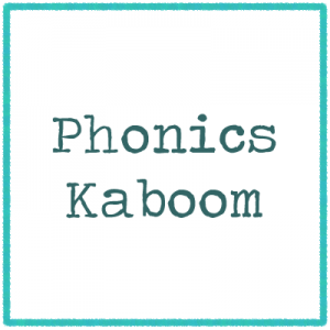 Phonics Kaboom